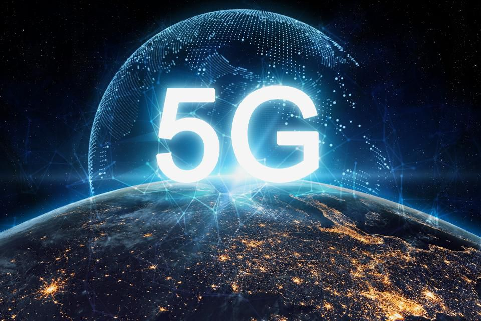 5G network around the globe